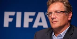 La FIFA suspende al secretario general Jerome Valcke