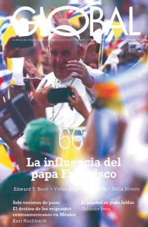 Circula edición 66 de la revista Global