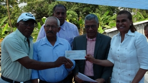 FEDA otorga RD$15 millones a productores