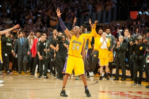 Kobe Bryant tuvo final al estilo de Hollywood
