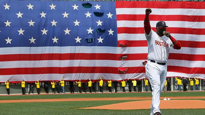 "Big Papi aparecerá en película ""Patriot's Day"" sobre el atentado en Boston"