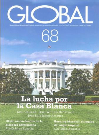 Circula edición 68 de la revista Global