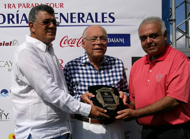 Chucky's Golf League gana 1ra. parada tour