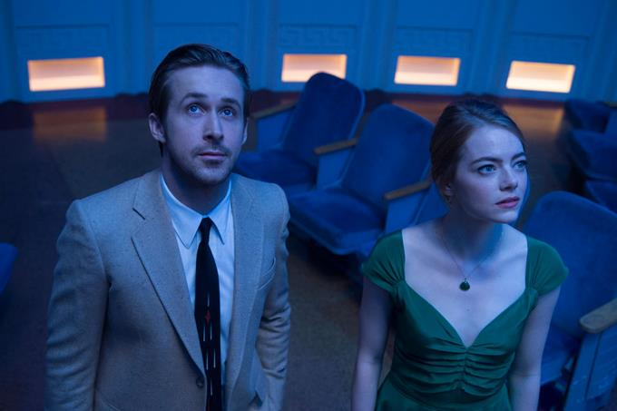 """La La Land"", la gran favorita"