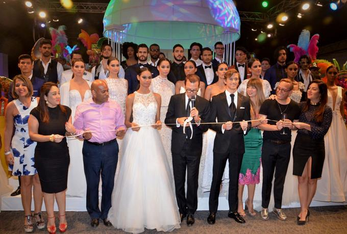"""Dominicana Bridal Week''"