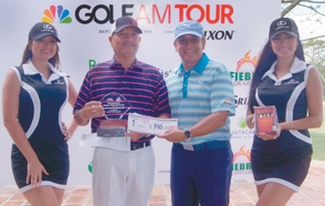 Culmina primera parada de golf Channel AM Tour