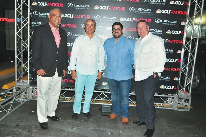 La nueva parada del Golf Channel AM Tour
