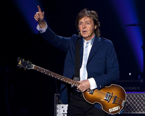 Paul McCartney iniciará en Miami el 5 de julio una gira por Estados Unidos
