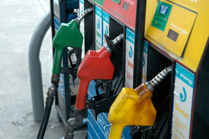 Combustibles bajan entre RD$1.00 y RD$3.00; gas natural y GLP se mantienen invariable