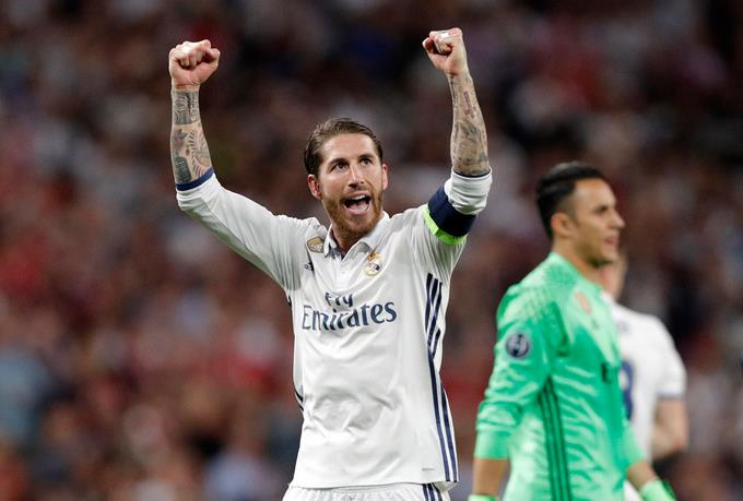 Real Madrid se concentra en la Champions League