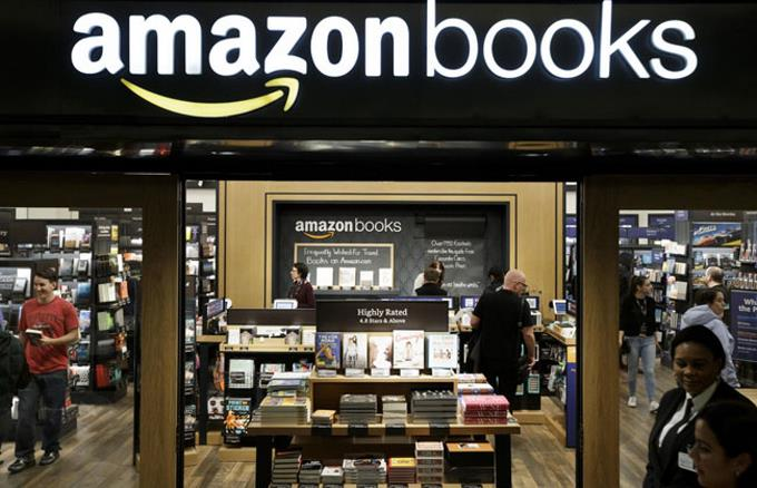 Eeuu empresas amazon abre su primera librer a f sica de for Libreria amazon