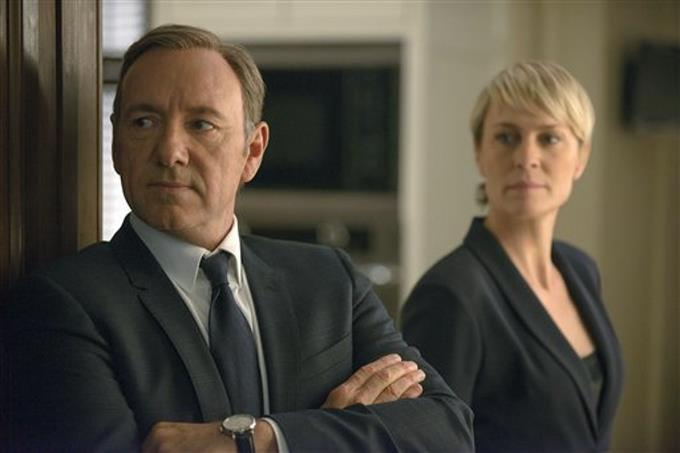 Hoy se estrena la 5ta temporada de House Of Cards