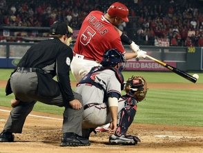 VIDEO: Albert Pujols supera a Babe Ruth en hits de por vida