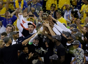 ¡Warriors campeones de la NBA!