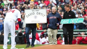 Calle en Boston será renombrada hoy en honor a David Ortiz