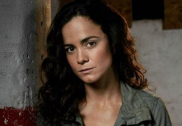 "Alice Braga actúa en ""X-Men"""