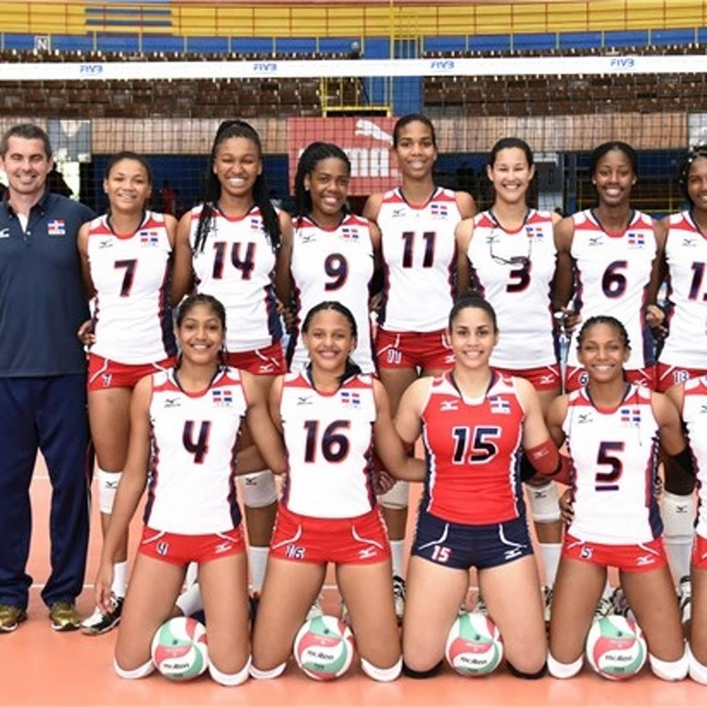 Perú debuta ante Cuba por el Final Four Sub 18 — Vóley