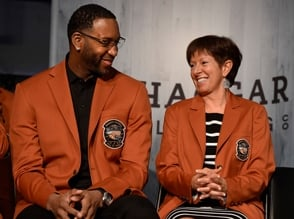 Tracy McGrady rebaja su festejo debido a Harvey