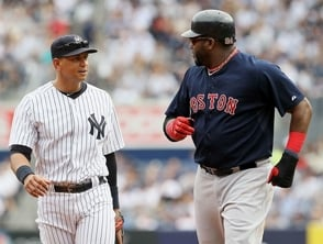 VIDEO: A-Rod y Big Papi revelan sus favoritos para premios de JMV y Cy Young