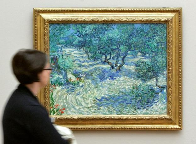 El inusual intruso en obra de Van Gogh