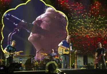 Coldplay rinde homenaje a Soda Stereo en Argentina