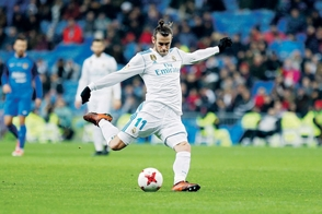 Bale salva al Madrid