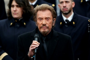 Muere Johnny Hallyday, el padre del rock and roll francés