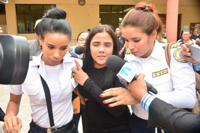 Martha Heredia recibe libertad condicional