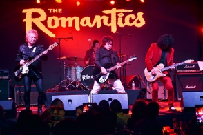 The Romantics lleva los 80's a Hard Rock