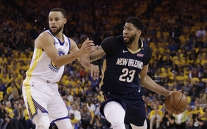 Curry guía a los Warriors a serie contra Houston