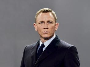 Daniel Craig interpretará una vez más al agente 007 James Bond