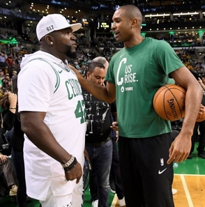 VIDEO: David Ortiz se mofa de LeBron James tras triunfo de Boston Celtics