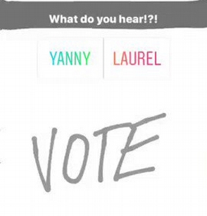 """¿Yanny o Laurel?"": un archivo de audio divide internet y se vuelve viral"