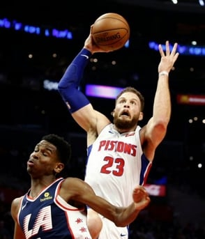 Blake Griffin anota 44 puntos en su regreso a los Angeles