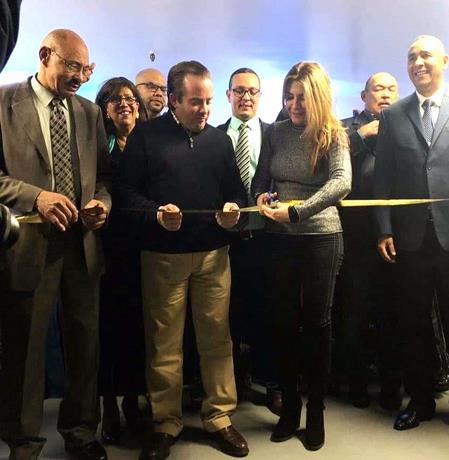 Image result for Paliza , presidente del PRM inaugura local en Nueva Jersey