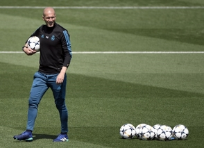 Zinedine Zidane regresa al Real Madrid