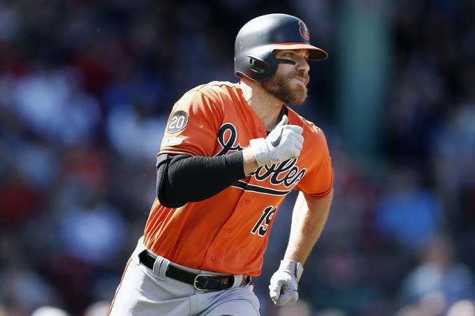 Chris Davis por fin pegó imparable