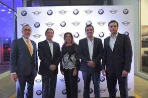 El showroom de BMW Group