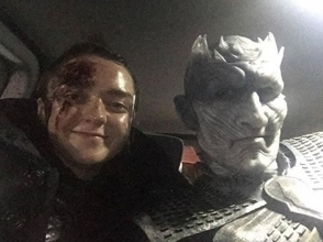 "Así de difícil fue la última escena del ""Night King"" en Game of Thrones"