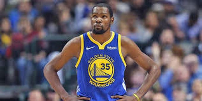 Warriors no contarán con Durant para la final