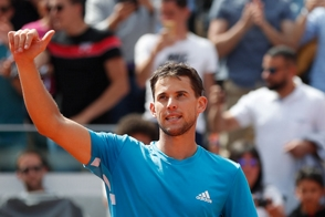 Thiem haría doble mixto con Serena