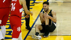 La lesión de Klay Thompson revés Warriors