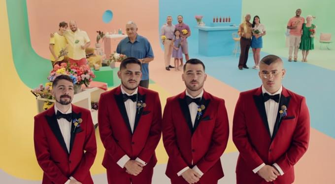 Bad Bunny y Los Rivera Destino lanzan tema y video musical