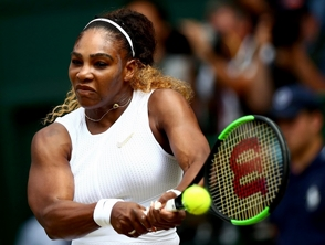 Williams y Halep avanzan a la final del Abierto de Wimbledon