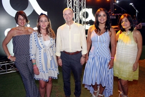 Altice Dominicana presente en la justa Golf View