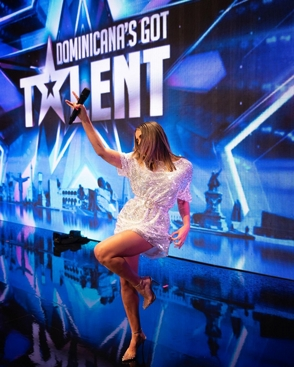 "Pamela Sued se une como conductora al reality show ""Dominicana´s Got Talent"""