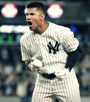 Yankees blanquean a Houston 7-0