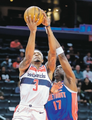 Beal anota 20 y los Wizards triunfan