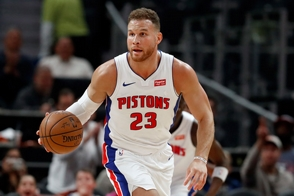 Blake Griffin anota 24 y los Pistons se imponen