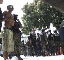Un motín en una cárcel de máxima seguridad de Honduras deja cinco muertos